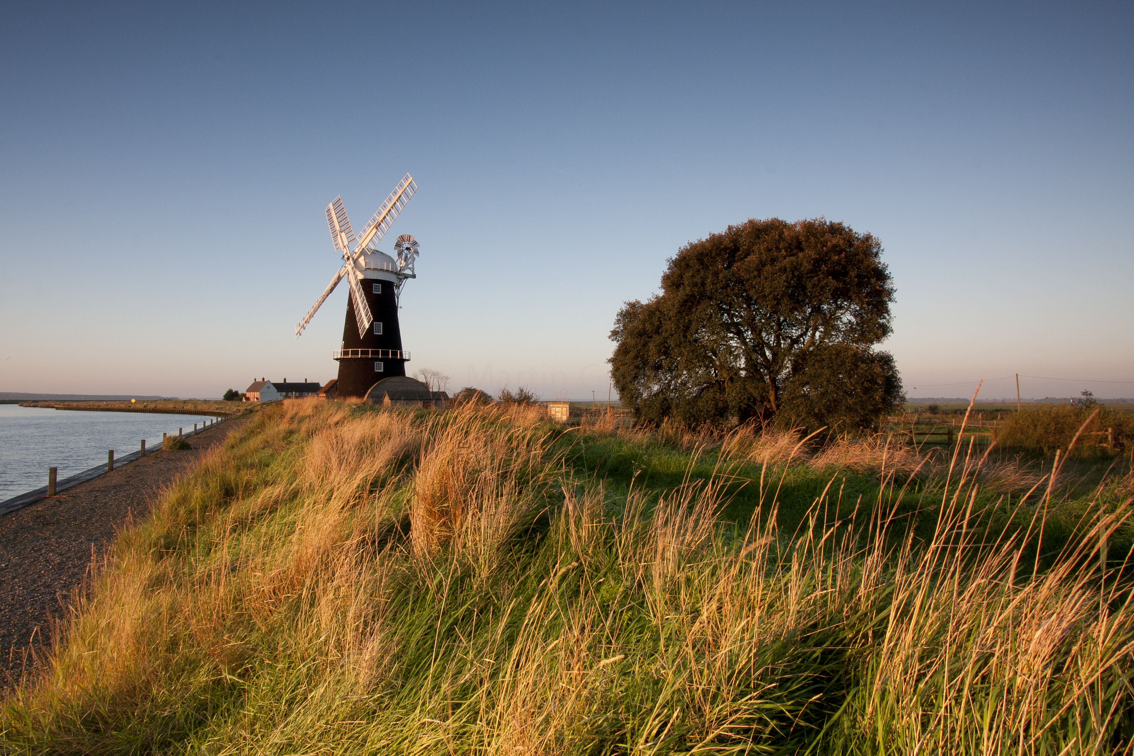 The Windmills of the Norfolk Broads