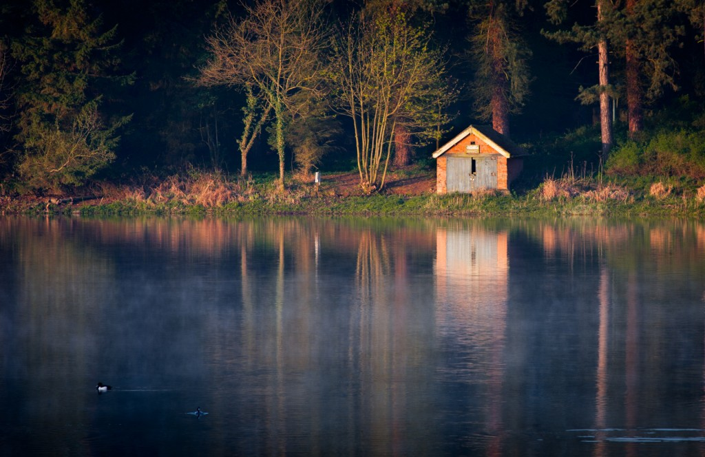 Swithland Boathouse