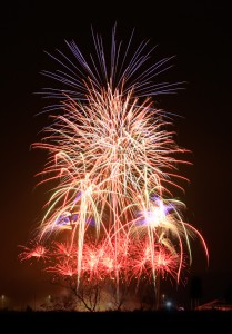 Firework Spectacular - A failure in creative competitions