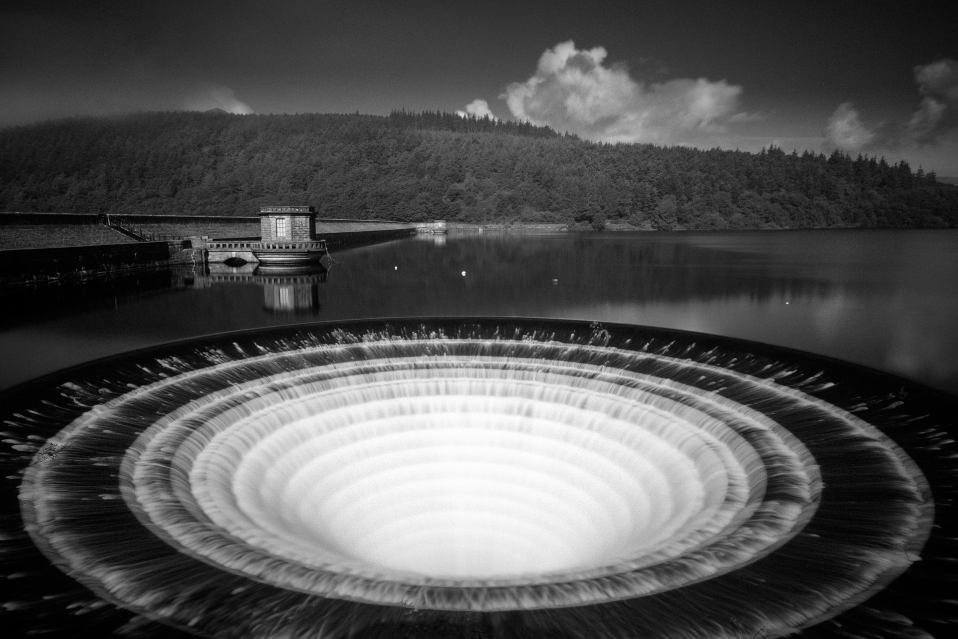 Ladybower Overflow