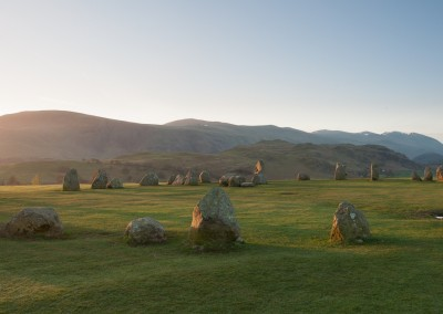 Castlerigg at Sunrise